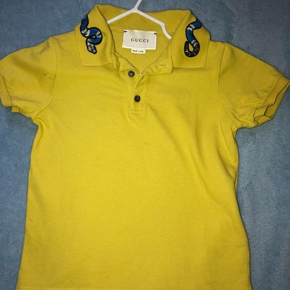 d0ff9d42 Gucci Shirts & Tops | Authentic Shirt Kids | Poshmark